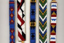 плетение бисер