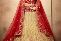 Best of Bridal Lehengas ! / Check out the amazing collection of bridal lehengas  http://bit.ly/1TH3JMa #bridal #wedding #weddingbells #lehengas #jewellery #ethnicwear #bliss #fashion #style #summer #trends