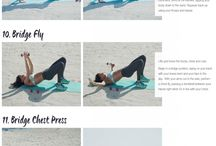 Be Well / Workouts and fitness inspiration
