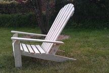 meuble en palette / chaque meuble est fait main, avec des palettes en bois
