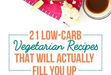 vegetariese low carb resepte