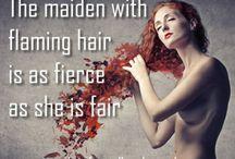 redhead pride