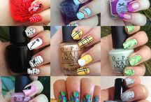 Elbie Nails Nail Art (2015) / Nail art by me