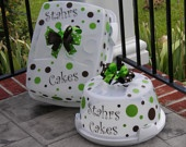 Cake carrier ideas / by Lanie Ridgway