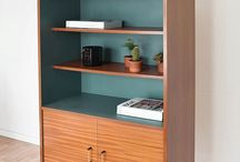 customiser meuble vintage