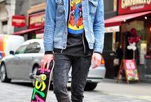 inspiration - skater/street