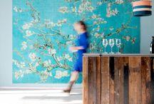 IXXI / Een eigentijdse manier van muurdecoratie met de IXXI producten. Hang jij je 'eigen' Van Gogh aan de muur?