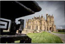 Allerton Castle / Allerton Castle wedding photographs