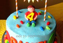 Birthday Cakes / by Sun Hats & Wellie Boots