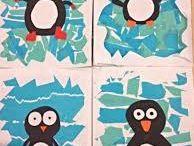 Thème pingouins maternelle