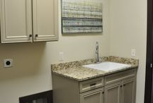 laundry room / by Shelley Cole