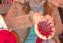 Emperatriz Yáñez / óleos,crochet,telares.trabajos manuales en general