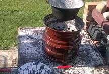 Barbecue & Cooking DIY Recycle