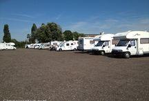 Aires de camping car - AMSTERDAM