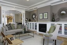 Family Room / by Lisa Edgett