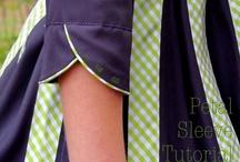 cute details to embellish a garment