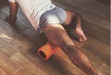 Hot Hairy Men Legs