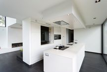 Moderne keukens / Realisaties