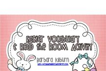 Home Schooling- Easter / by JoAnn Reynolds