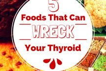 Thyroid Foods do's and dont's / Maintaining and healing my hypothyroid