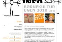 Webdesigns I made