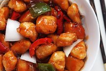 Stirfry / Sweet and sour