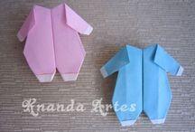 折り紙 baby
