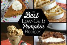 **Low Carb & Keto Pumpkin Recipes**