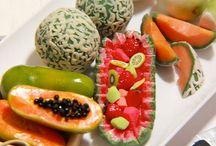 Mini gorgeous food