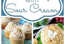 Angels144 / Sour Cream Recipes