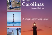 Lighthouses of the Carolinas by TerranceZepke.com / Discover the beacons that light up the Carolina coastline, including the tallest lighthouse in America and one of the few remaining Texas-style towers.