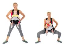 Mummy and baby workout