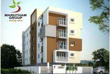 Marutham Petals / Marutham Petals, NGGO Colony, Coimbatore. Ready to Move!! Enquire now!