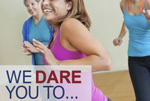 We Dare You — July 2015 / by Source4Women