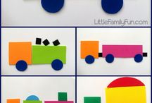 Preschool activities  / by Joy Crockett