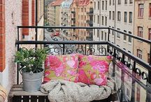 Balcony Love