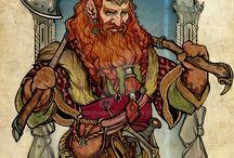 Tolkien tarot