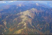 先週飛行機から見た南アルプス。1.5週間経っているので、今はもう少し紅葉も進んでいるでしょうか。 It have come autumn season in Japan. #fromairplane #skyview #mountains #autumn #minamialps #飛行機からの景色 #紅葉 #南アルプス写真