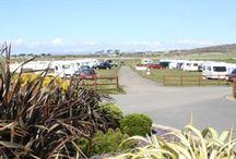 Gwynedd Caravan Hire / Private static caravans for hire on holiday parks in Gwynedd, West Wales