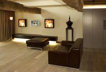 Project Hotel Van Eyck - Z-parket - Floor: Manchester / The dazzling Z-parket Manchester floor in the exquisite Hotel Van Eyck. #zparket #hardwoodflooring #oakhardwoodfloors #solidhardwoodflooring