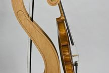 Violin Stand - neat