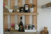 Rustic Home / Decorating ideas and furnishings.