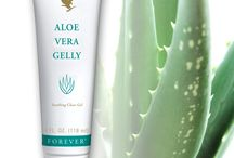 Aloe Vera Gelly / First aid in a tube. Its anti-bacterial, Anti-Fungal, Anti-Bacterial, for bites, burns, stings, ulcers, athletes foot, dry skin, eczema, psoriasis absolutely everything. Also for animals too.   http://www.myaloevera.se/sofiapersson/sv/start/