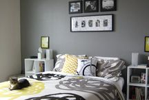 Home Sweet Home - Bedroom / by Julie
