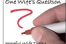 One Wife's Question