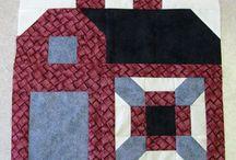 Casas patchwork