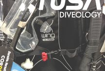 TUSA DIVEOLOGY / TUSA SCUBA Gear - A little something for EVERYONE!