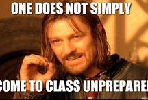 Teaching: Memes