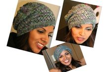 Crochet - Beanies, hats, scarfs and gloves. / by Talana Olivier