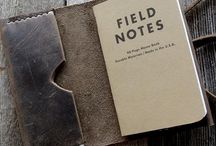 Notebooks and Business Cards